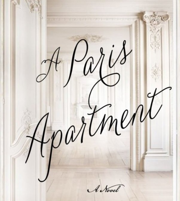 COVER UP! (plus new title for a paris apartment)