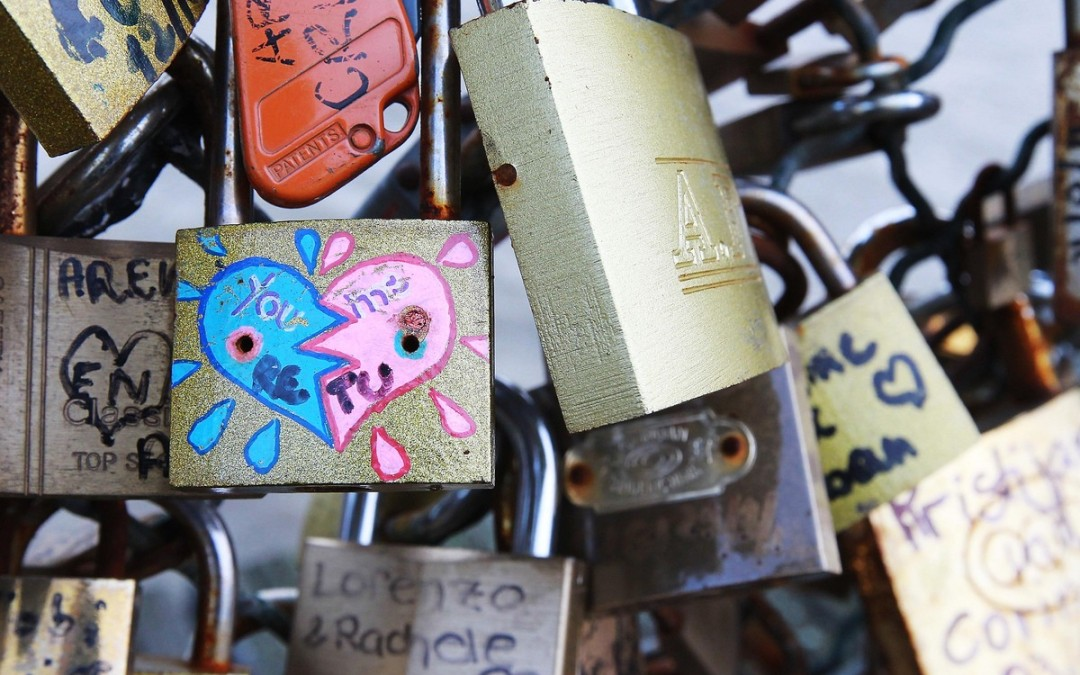 Landmarks from A Paris Apartment: Pont des Arts
