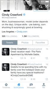 CindyCrawford