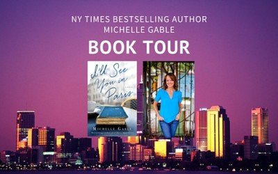 Updated I'll See You in Paris Book Tour