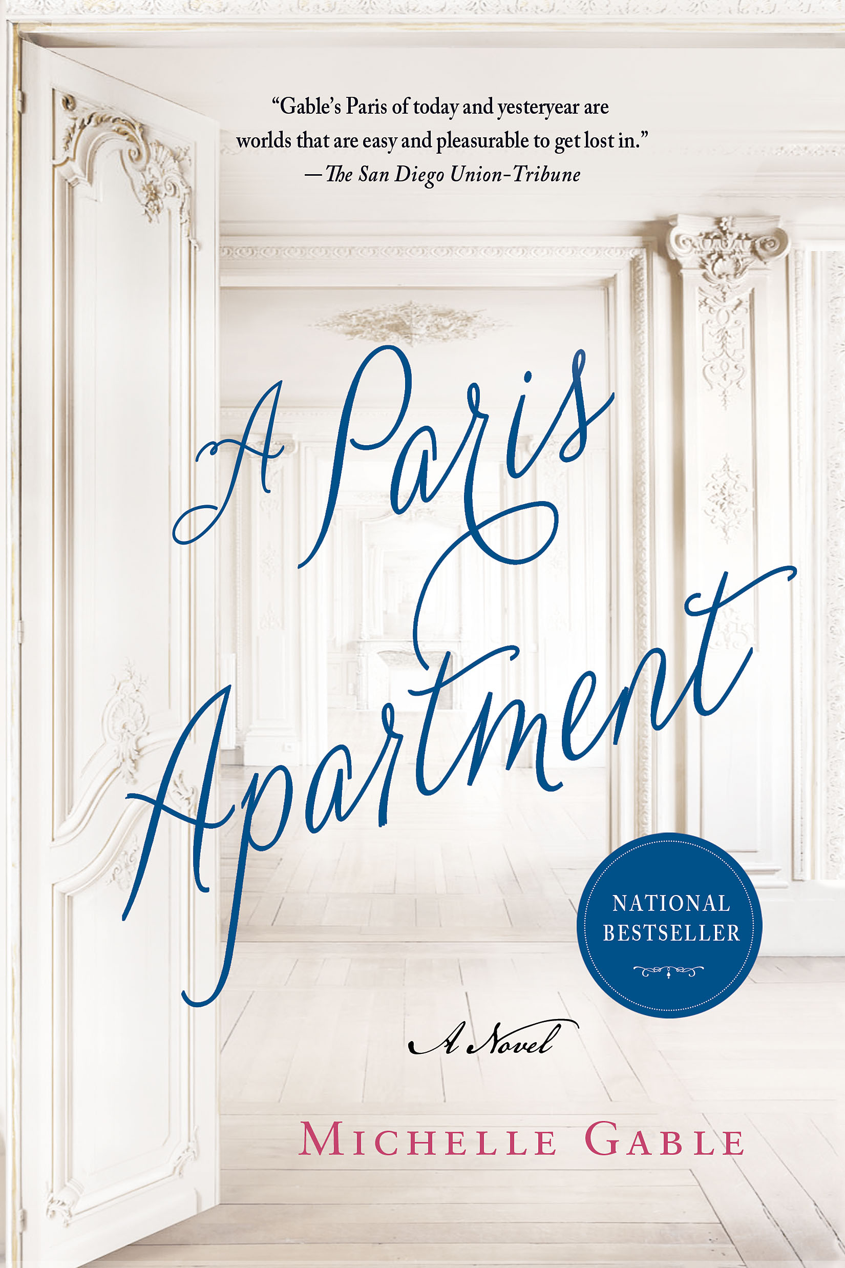 Buy your copy of A Paris Apartment by Michelle Gable