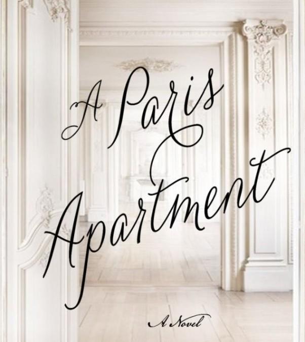 COVER UP! (plus new title for a paris apartment)