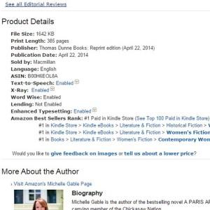 Amazon Number 1
